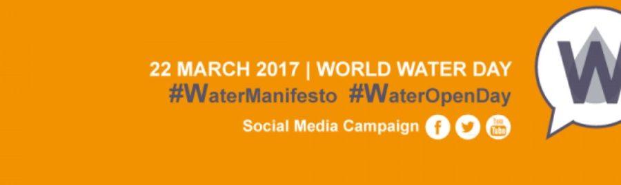 Social Media Campaign Watermanifesto