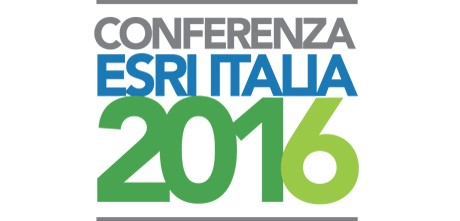 National Conference ESRI Italy 2016