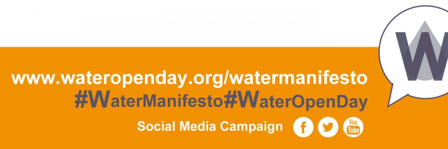 #Watermanifesto: dissemination & communication